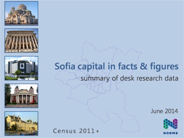 Sofia capital in facts & figures (2014)
