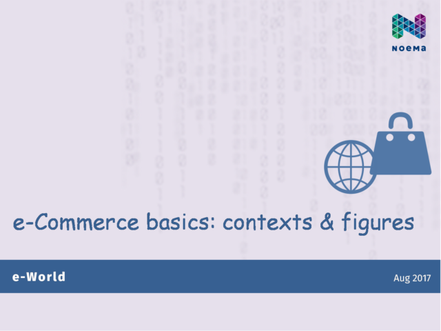 e-Commerce basics (2017)